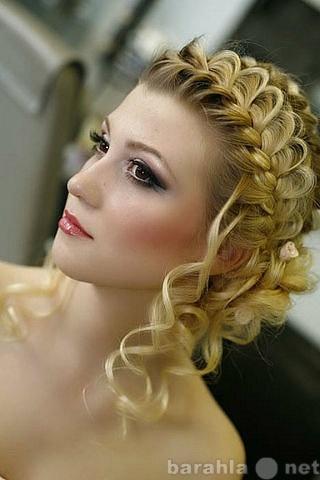 Прически из косичек фото плетение кос с лентами на длинные волосы для.
